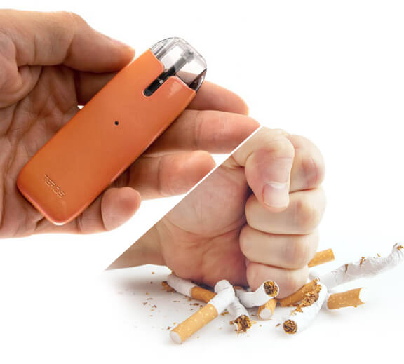 dostat skvělé kouření