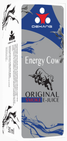 E-liquid Dekang Energy cow