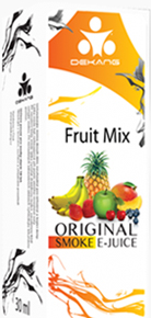 E-liquid Dekang Fruit Mix (ovocný mix)