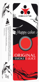 E-liquid Dekang Happy color