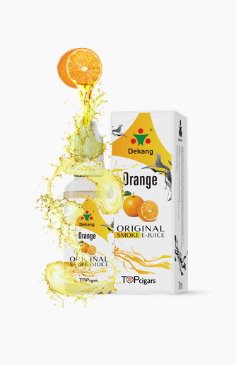 E-liquid Dekang Orange (pomeranč)