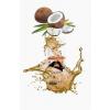 E liquid Dekang Coconut (Kokos) 1