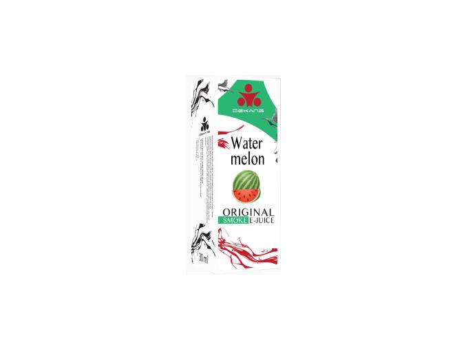 E liquid Dekang Watermelon (vodní meloun) 0
