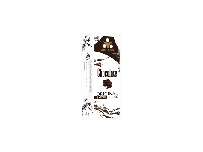 E liquid Dekang Green Chocolate (Čokoláda) 0