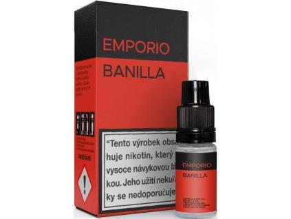 liquid emporio banilla 10ml 0mg