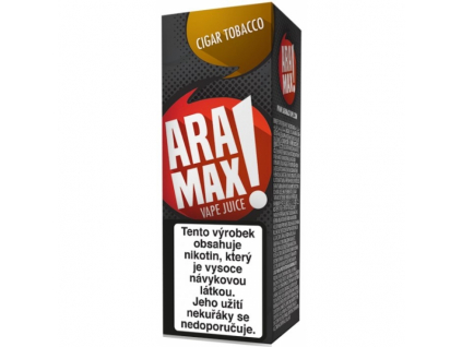 e liquid aramax cigar tobacco