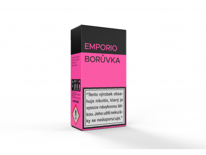 Emporio Nikotin Boruvka