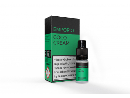 liquid emporio coco cream 10ml 15mg