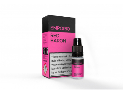 liquid emporio red baron 10ml 15mg