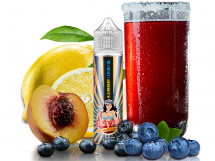 prichut pj empire 12ml slushy queen blueberry lemonade