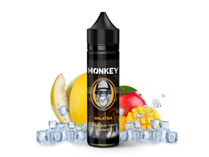 Monkey liquid shake and vape prichut malaysia ok