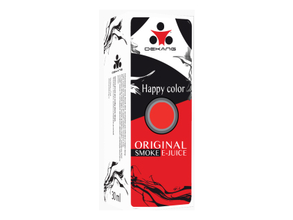 E liquid Dekang Happy color 0