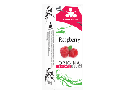 E liquid Dekang Raspberry (malina) 0