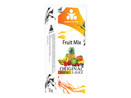 E liquid Dekang Fruit Mix (ovocný mix) 0