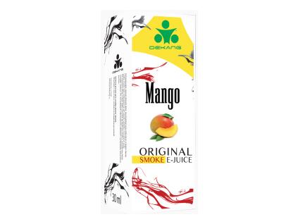E liquid Dekang Mango 0