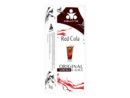 E liquid Dekang E liquid Dekang Red cola 0